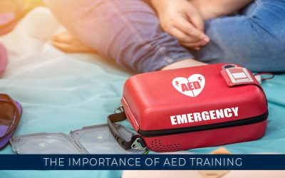 The Importance of AED Training from your Local First Responders